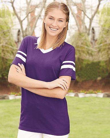 360 Augusta Sportswear Sleeve Stripe Jersey