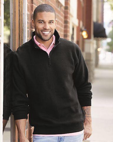 J. America - Heavyweight ¼ Zip Fleece Sweatshirt - 8634
