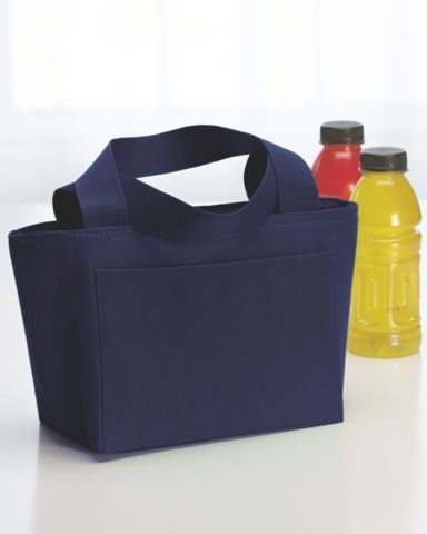 8808 UltraClub® Ladies' Recycled Polyester Cooler Tote