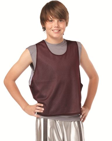 2560 Badger Youth Lacrosse Reversible Tank