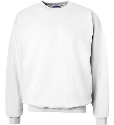 F260 Hanes® PrintPro®XP™ Ultimate Cotton® Sweatshirt White