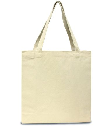 8503 Liberty Bags 12 Ounce Cotton Canvas Tote Bag