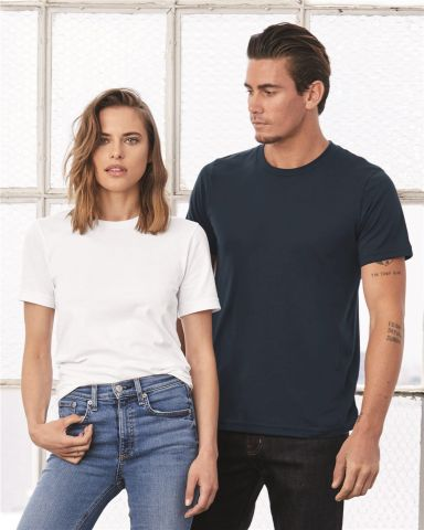 CANVAS 3001U Unisex USA Made T-Shirt