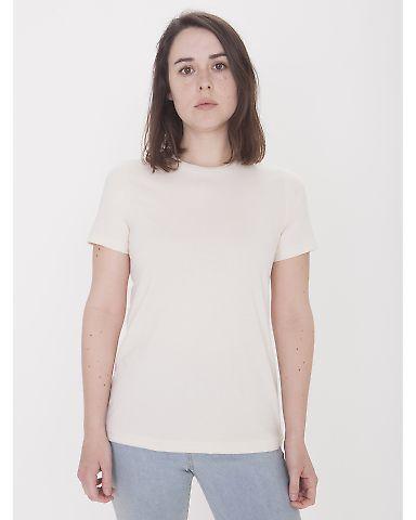Ladies' Organic Fine Jersey Classic T-Shirt NATURAL