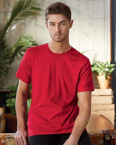 AA1070 Alternative Apparel Tear-Away Tag T-shirt