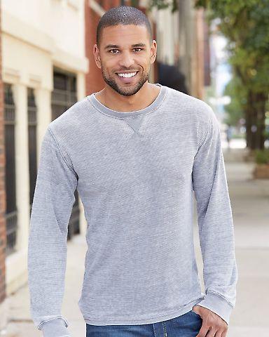 8241 J. America - Vintage Zen Thermal Long Sleeve T-Shirt