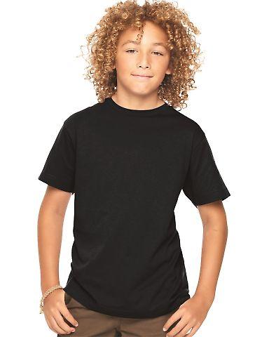 6101 LA T Youth Fine Jersey T-Shirt