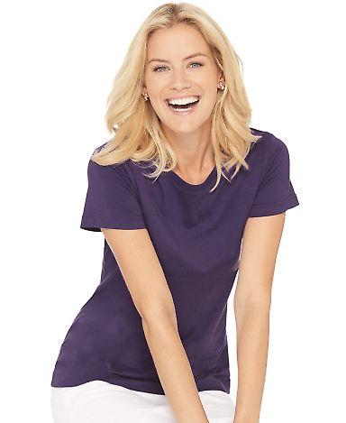 3516 LA T Ladies Longer Length T-Shirt