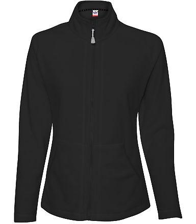 Colorado Clothing 6358 Women's Frisco Microfleece Full-Zip Jacket Black