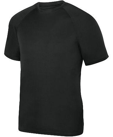 Augusta Sportswear 2790 Attain Wicking Shirt Black