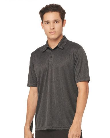 M1809 All Sport Men's Performance Three-Button Polo