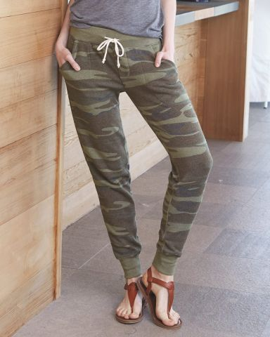 Alternative Apparel 31082F Ladies Fleece Jogger