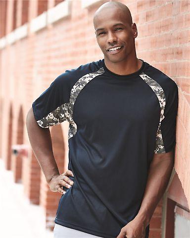 Badger Sportswear 4140 Digital Camo Hook T-Shirt