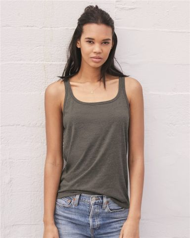 BELLA 6488 Womens Loose Tank Top