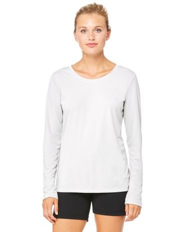 W3009 All Sport Ladies' Performance Long-Sleeve T-Shirt