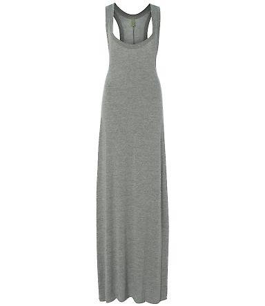 Alternative Apparel 1968 Ladies Eco-Jersey Maxi Dress ECO GREY