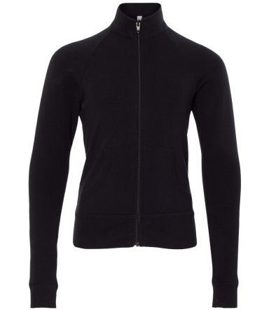 Boxercraft S89Y Girls' Practice Jacket Black
