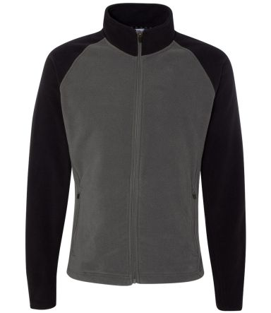 Colorado Clothing 7205 Steamboat Microfleece Jacket City Grey/ Black