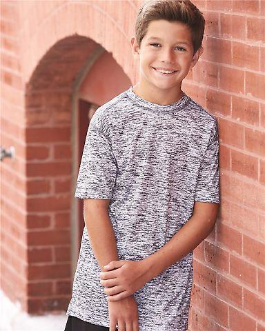Badger Sportswear 2191 Blend Youth Short Sleeve T-Shirt