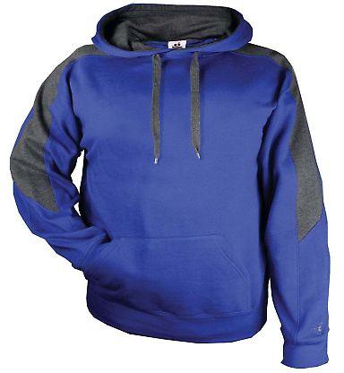 Badger Sportswear 1265 Saber Hooded Sweatshirt