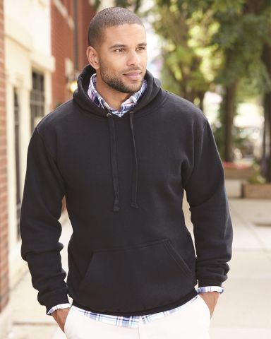 J America 8824 Premium Hooded Sweatshirt