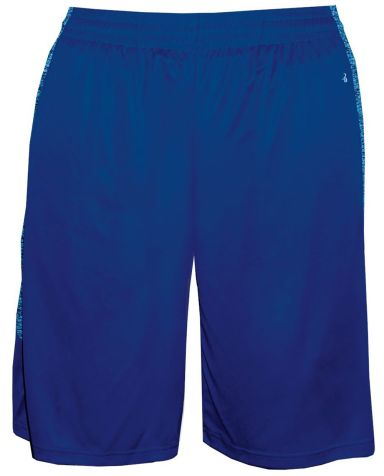 Badger Sportswear 2195 Blend Panel Youth Shorts