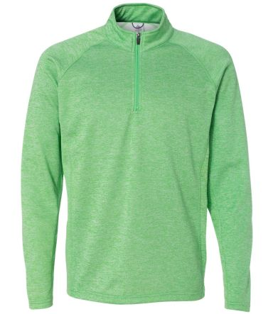 Colorado Clothing 7722 Agate Melange Pullover Bright Green