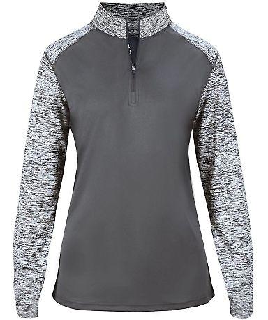 Badger Sportswear 4198 Sport Blend Women's 1/4 Zip