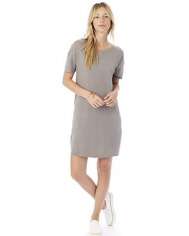 Alternative 2902 Straight Up Cotton Modal T-Shirt Dress