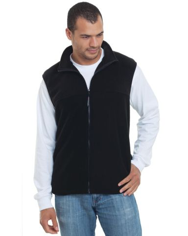 301 1120 Full Zip Fleece Vest