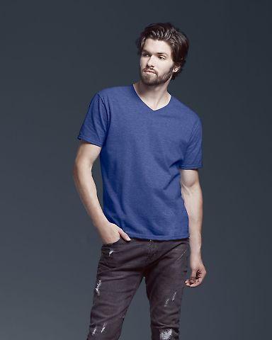 352 Anvil 3.2 oz. Featherweight Short-Sleeve V-Neck T-Shirt