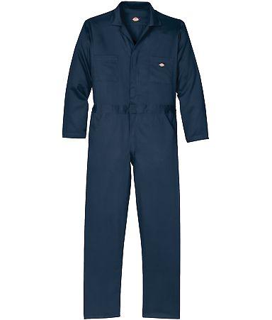 Dickies Workwear 48300 Men's Basic Coverall DK NAVY _L