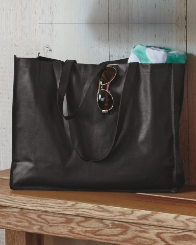 A135 Liberty Bags - Deluxe Heavyweight Polypropylene Tote