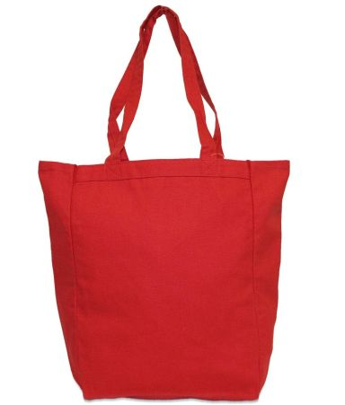 Liberty Bags 9861 Allison Cotton Canvas Tote