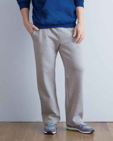 SF74R Fruit of the Loom 7.2 oz. Sofspun™ Open-Bottom Pocket Sweatpants