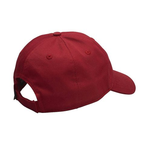 Ouray 51056/Benchmark Washed Twill Cap Cardinal