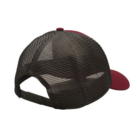 Ouray 51238/Canvas  with Mesh Dark Red/Grey (Discontinued)