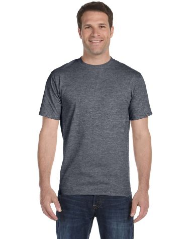 5180 Hanes® Beefy®-T Charcoal Heather