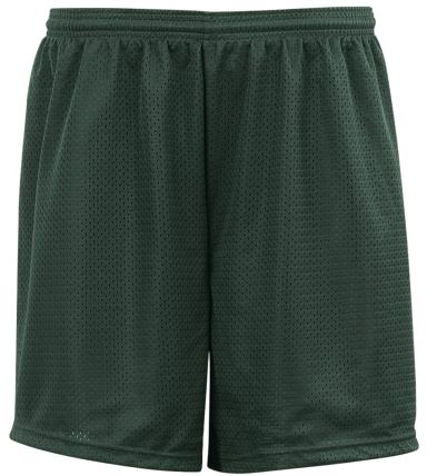 5209 C2 Sport Youth Mesh 6 Short FOREST GREEN