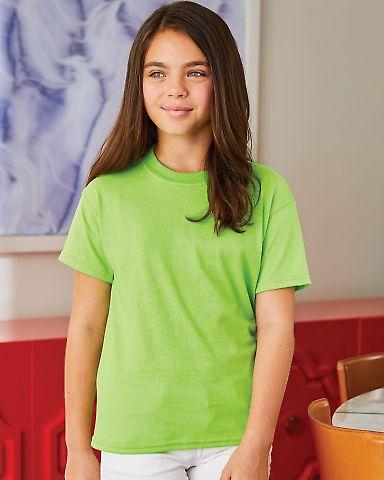 5370 Hanes® Heavyweight 50/50 Youth T-shirt