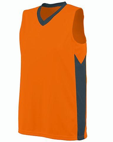 Augusta Sportswear 1714 Women's Block Out Jersey