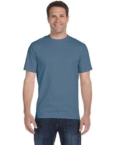 5280 Hanes® Heavyweight T-shirt Denim Blue