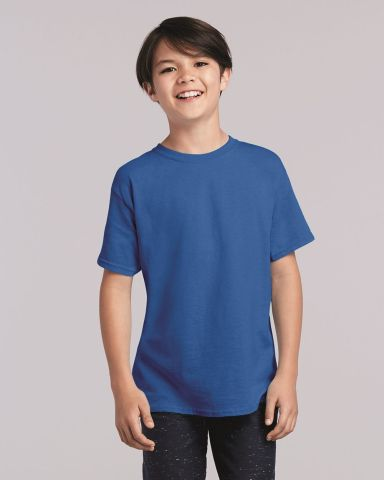 5000B Gildan™ Heavyweight Cotton Youth T-shirt