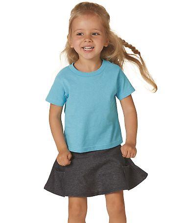 3301T Rabbit Skins Toddler Cotton T-Shirt