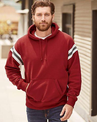 197 8847 Vintage Athletic Hooded Sweatshirt