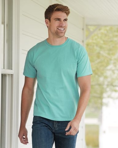 Comfort Wash GDH100 Garment Dyed Short Sleeve T-Shirt