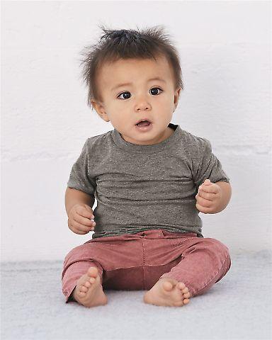 3413B Bella + Canvas Triblend Baby Short Sleeve Tee