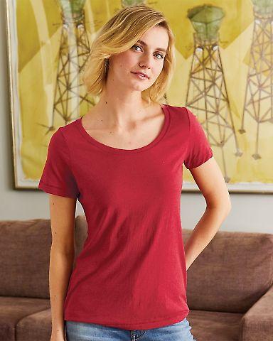 Hanes MO150 Women's Modal Triblend T-Shirt