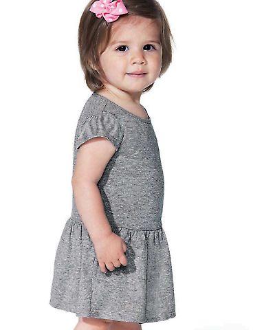 Rabbit Skins 5320 Infant Baby Rib Dress