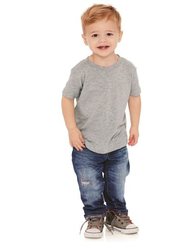 Next Level Apparel 3110 Toddler Cotton T-Shirt